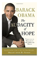 The Audacity of Hope von Barack Obama