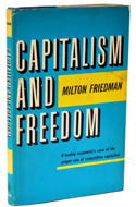 Capitalism and freedom von Milton Friedman