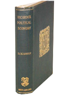 The principles of political economy and taxation  von David Ricardo