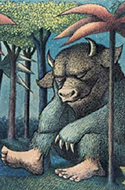 Where the Wild Things Are von Maurice Sendak
