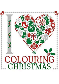 Colouring Christmas
