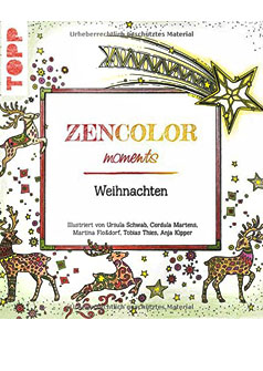 Zencolor moments - Weihnachten