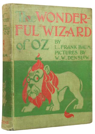 The Wonderful Wizard of Oz von Frank L. Baum