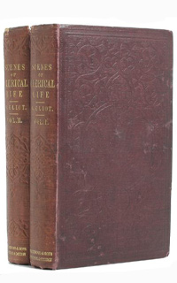 Scenes of Clerical Life von George Eliot