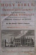 The Vinegar Bible