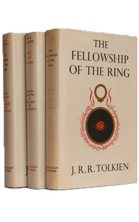 The Lord of the Rings - Tolkien