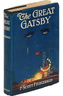 The Great Gatsby Erstausgabe