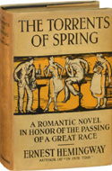 The Torrents of Spring von Ernest Hemingway