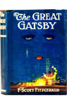 The Great Gatsby von F. Scott Fitzgerald