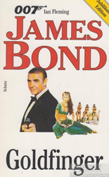 James Bond jagt Goldfinger